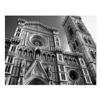 Domo em Florença, Italia Cartão Postal