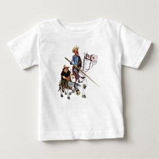 DON QUIJOTE, SANCHO, T-SHIRT Camiseta de