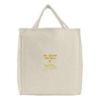 DON QUIXOTE - anos do bolsa Bag-400, Cervantes