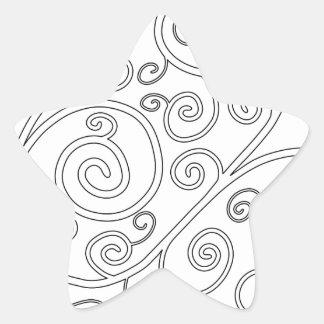 Doodle Adesito Estrela