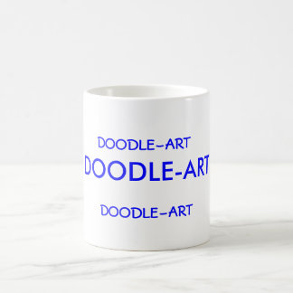 DOODLE-ART, DOODLE-ART, DOODLE-ART CANECA MÁGICA