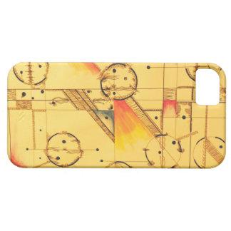 Doodle da grade capa para iPhone 5