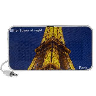 Doodle da torre Eiffel Caixinhas De Som Para Mini