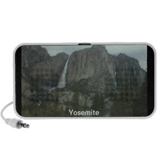 Doodle de Yosemite Caixinha De Som Para Notebook