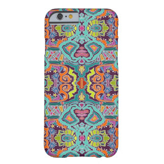 doodle do ikat capa barely there para iPhone 6
