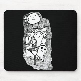 Doodle Mouse Pad