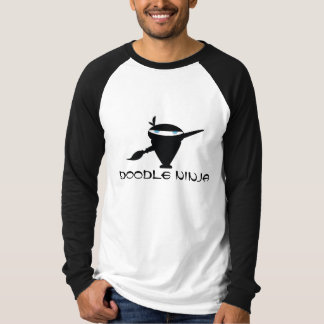 Doodle Ninja Camisetas
