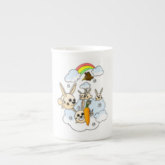 doodle xícara de chá