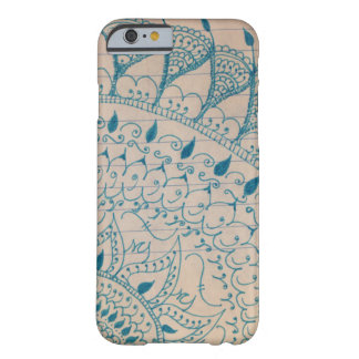 Doodles Capa Barely There Para iPhone 6
