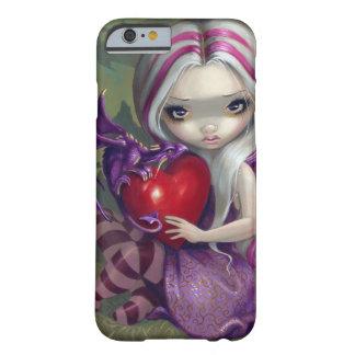 """Dos """"caso do iPhone 6 do dragão namorados"""" Capa iPhone 6 Barely There"""