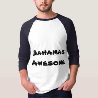 Dos homens impressionantes das citações de Bahamas Tshirt