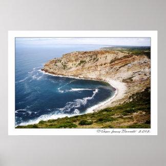 Dos Lagosteiros 001 do Praia Poster
