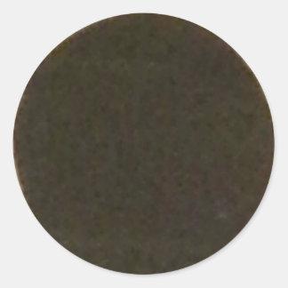 dot-2 para o teste padrão da etiqueta do azulejo adesivo em formato redondo