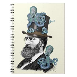 Doutor Polvo 2 Cadernos Espirais
