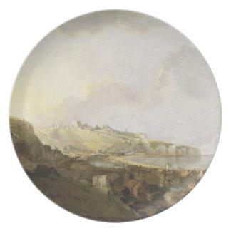 Dôvar, c.1746-47 (óleo em canvas) louça de jantar
