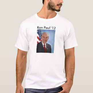 Dr%20Paul%20medium, Ron Paul '12 Camiseta