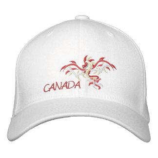 dragão Canadá do sol, Boné Bordado
