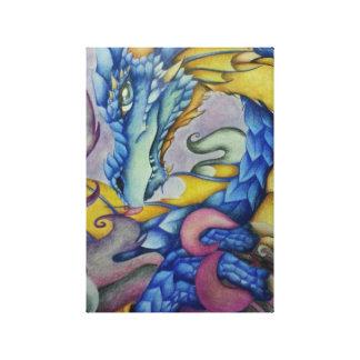 Dragão de Azul