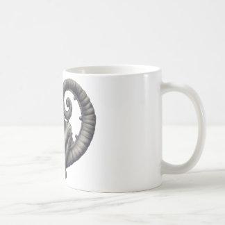 Dragão do ferro caneca de café