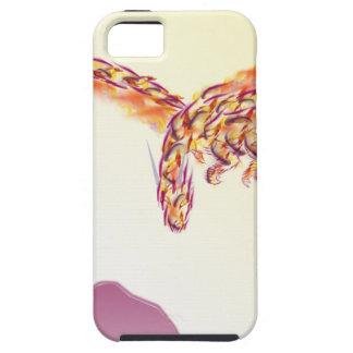 Dragão do fogo capa iPhone 5