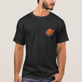 Dragão do fogo tshirt