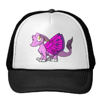 Dragão peludo de Bubblegum SD com asas 1 da Boné