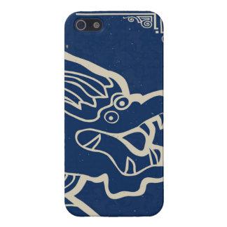 dragão retro capa iPhone 5