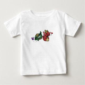 Dragões carnudos camisetas
