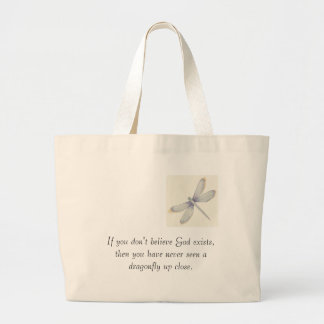 Dragonflies_Print_C12047134%5B1%5D, se você don'… Bolsa Tote Grande