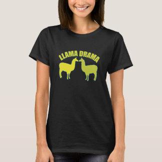 Drama do lama camiseta