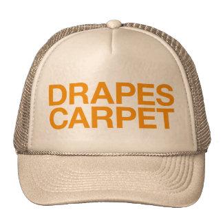 DRAPEJA o chapéu do camionista do slogan do Bonés