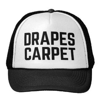 DRAPEJA o chapéu do camionista do slogan do Boné