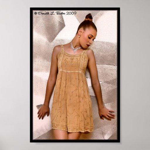 dressy poster