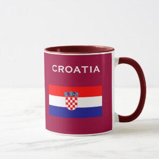 Dubrovnik, caneca da brasão de Croatia*