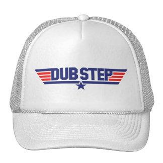 Dubstep (asas & estrela) boné