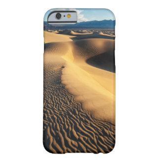 Dunas de areia no Vale da Morte, CA Capa Barely There Para iPhone 6