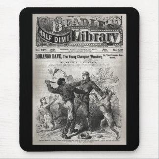Durango Dave - biblioteca 1904 da moeda de dez cen