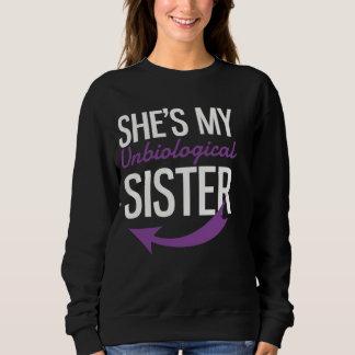 É meu roxo da irmã de Unbiological Camisetas