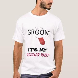 É MEU t-shirt do DESPEDIDA DE SOLTEIRO