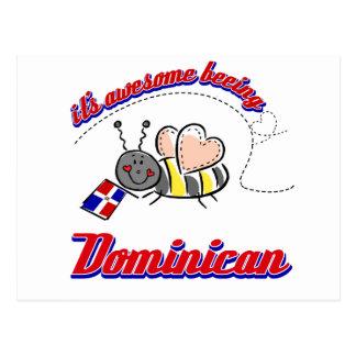 É ser impressionante republicano de Dominica Cartão Postal