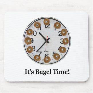 É tempo do Bagel! Mouse Pad