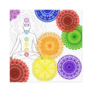 É toda sobre a arte das canvas do equilíbrio