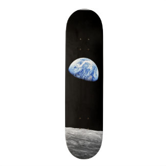 Earthrise - Apollo 8 Shape De Skate 20cm