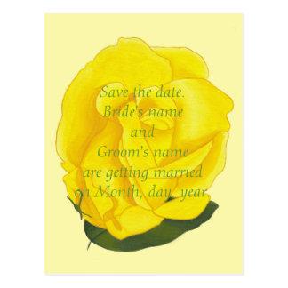 Economias brilhantes do rosa amarelo os cartão do