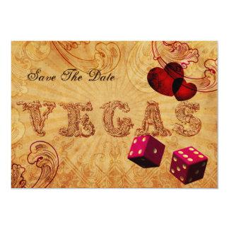 economias cor-de-rosa de Vegas do vintage dos