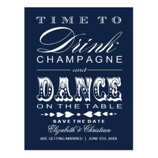 Economias de Bill do teatro de Champagne o cartão