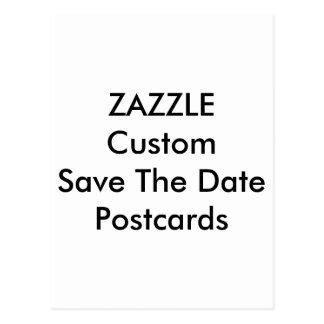 Economias feitas sob encomenda do casamento os cartão postal