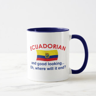 Ecuadorian bonito caneca