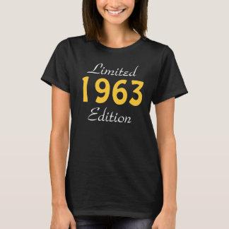 Edição 1963 limitada t-shirts