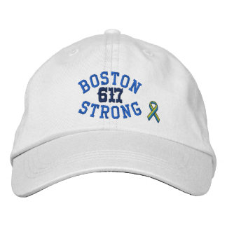 Edição forte de 617 fitas de Boston Boné